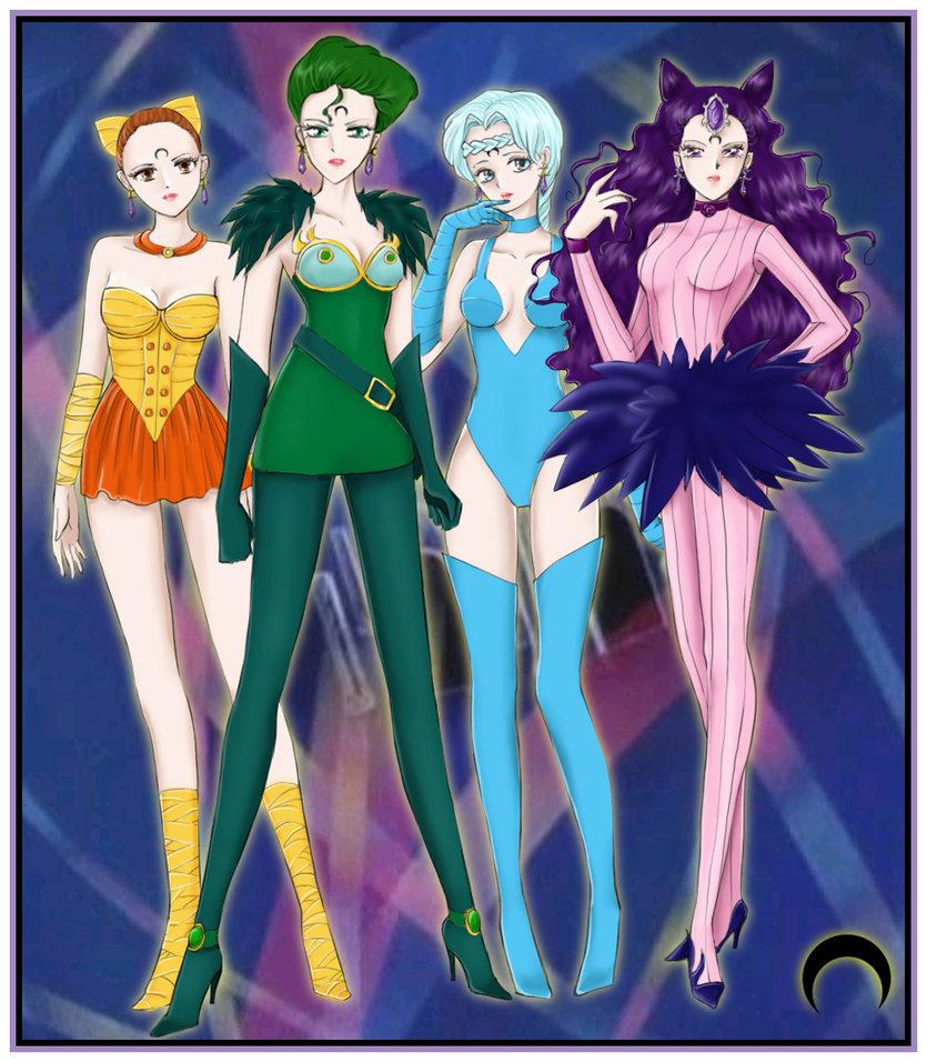 [Janvier 2016] Dal  Princess Usagi Small Lady Serenity 4-soeurs-3